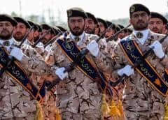 Trump incluye a los Guardianes de la Revolución de Irán como grupo terrorista