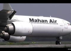Aerolínea iraní inaugura el primer vuelo directo entre Teherán y Caracas