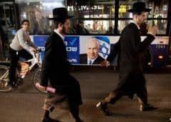 Un 25 % de participación a mediodía en los comicios parlamentarios en Israel