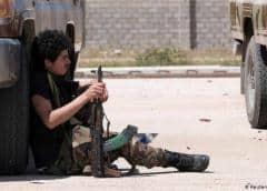 La ONU cancela la Conferencia Nacional en Libia por los enfrentamientos