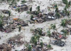 Un segundo ciclón en Mozambique inunda el nordeste del país