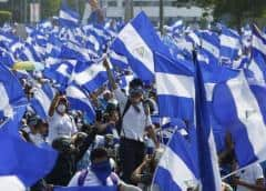 Aumenta la presencia policial en Managua ante la convocatoria de una marcha opositora