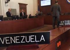 OEA discute la situación en Venezuela hoy martes