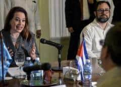 Piden a ONU que reconsidere puesto de funcionaria que alabó al régimen de Cuba
