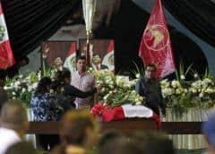 """""""Dejo mi cadáver como muestra de desprecio hacia mis adversarios"""", dice última carta de Alan García"""