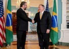 Brasil y EEUU hablan sobre marcha convocada por Guaidó para el 1 de mayo