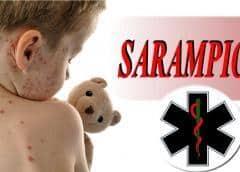 Casos de sarampión casi se cuadruplican en el mundo durante primer trimestre: OMS