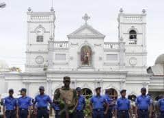 Trump ofrece las condolencias de EE.UU. a Sri Lanka por los atentados con 207 muertos