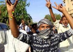 Grupo: protestas contra presidente de Sudán dejan 60 muertos