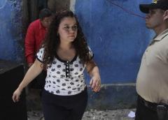 """Iris Varela: """"Le pido al presidente que se cuide de quien tenga visa norteamericana"""""""