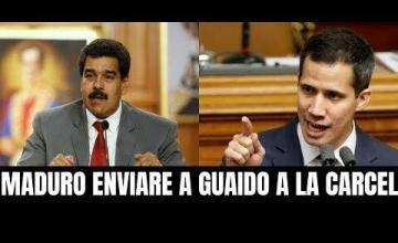 TSJ de Maduro pide a la ANC allanar inmunidad parlamentaria de Guaidó