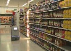 Walmart ensaya tecnología para automatizar sus tiendas