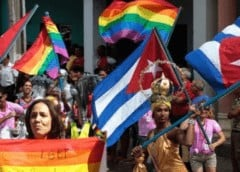 Suspenden la marcha contra la homofobia en Cuba