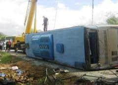 Cuba: Tres muertos en accidente de tránsito en Mayarí