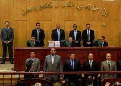 Egipto ratifica penas de muerte a 13 acusados de terrorismo