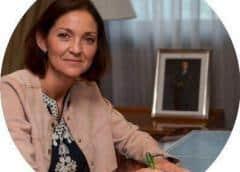 España: La ministra Maroto rechaza el proteccionismo de Trump y pide políticas más progresistas