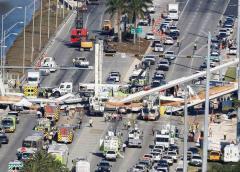 Juez aprueba pago de $42 millones por daños causados por derrumbe del puente de FIU