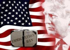 """Trump dice que hay """"buenas posibilidades"""" de que demócratas apoyen plan de inmigración y fronterizo"""
