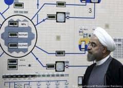 Irán suspende ciertos compromisos del pacto nuclear pero no quiere guerra con EE.UU.