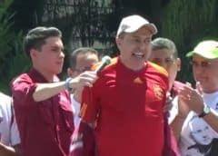 Diputado opositor pide protección como huésped en embajada de Argentina en Caracas