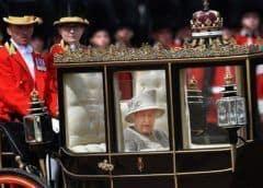 La realeza británica celebra los 93 años de Isabel II con un desfile de gala