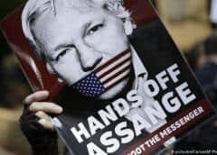 Fijan fecha de inicio para juicio de extradición de Julian Assange
