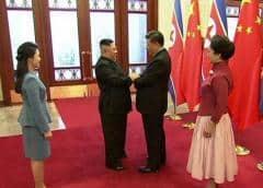 China y Corea del Norte estrechan su alianza frente a Estados Unidos