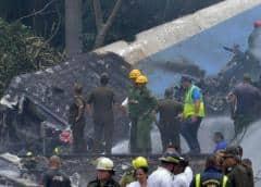 Ofrecen entre $2,000 y $5,000 a familiares de víctimas del avión estrellado en Cuba