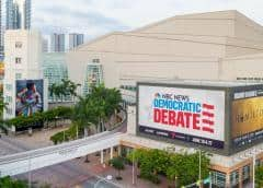 Conozca quiénes participan esta noche en Miami en debate del Partido Demócrata