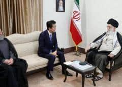 Primer ministro japonés intenta bajar la tensiones entre Irán y EE.UU.