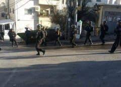 Enfrentamientos de palestinos e israelíes dejan 15 heridos