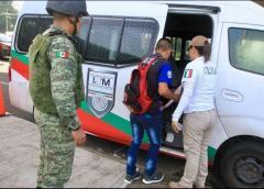 Detenida en México cónsul nicaragüense que trasladaba a migrantes cubanos