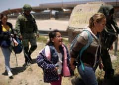 'Se está dando un proceso de militarización sin precedentes en México'