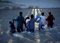 Migrante: familia ahogada ignoró consejo de no cruzar a nado