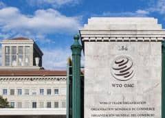 La UE lanza una vía alternativa en la OMC ante el bloqueo de Trump