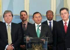 Grupo de Lima y Grupo Internacional de Contacto colaborarán para transición en Venezuela