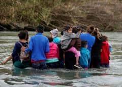 Tragedia en el río Bravo estremece a México
