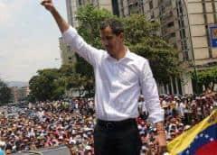 Guaidó prevé reunirse con Bachelet el viernes para tratar la crisis de Venezuela