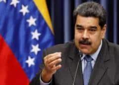 """Maduro desafía a oposición: """"No volverán al poder ni por las malas ni por las buenas"""""""
