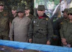 Reporte especial detalla la penetración cubana del estamento militar en Venezuela