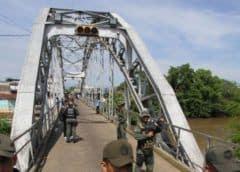Un enfrentamiento a tiros deja 12 muertos en la frontera colombo-venezolana