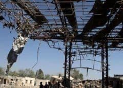Al menos 35 policías muertos en un ataque talibán en el norte de Afganistán