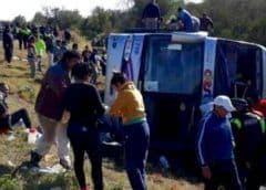 Argentina: 13 muertos y más de 40 heridos por vuelco autobús