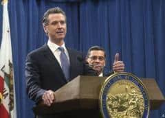 """Gobernador de California: Sismo fue """"llamada de atención"""""""
