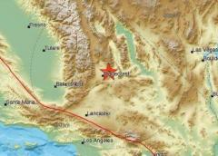 El sur de California vive su sismo más potente en más de dos décadas