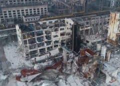 China: suben a 15 los muertos por explosión en planta de gas