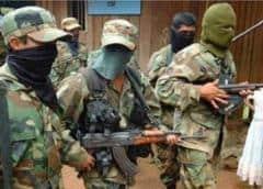 Paramilitares colombianos y guerrilla «arreglan cuentas» en pleno corazón de Venezuela
