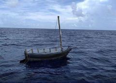 Guardia Costera repatría a 5 balseros que intentaban llegar a EEUU