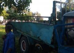 Choque de tren de pasajeros con camión deja 16 heridos en Camagüey