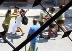 Damas de Blanco logran asistir a misa pese a detenciones arbitrarias